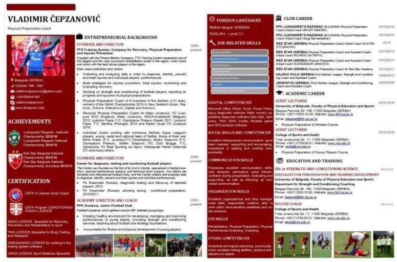 Premium CV 2-page-001